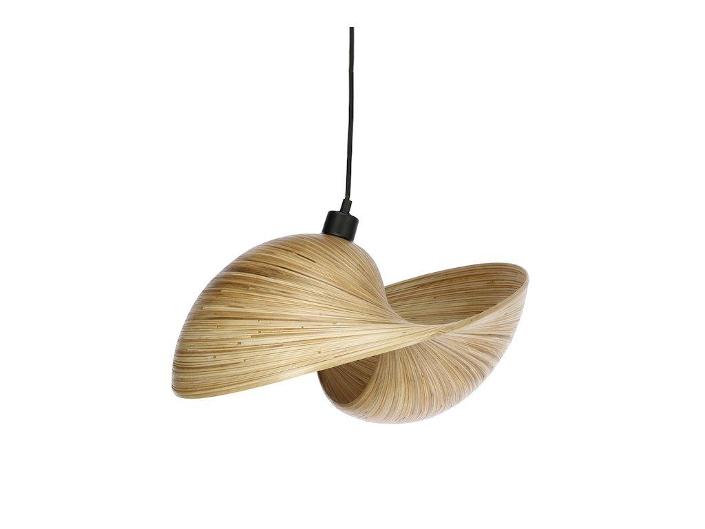 zavesne osvetleni bamboo 30cm 1
