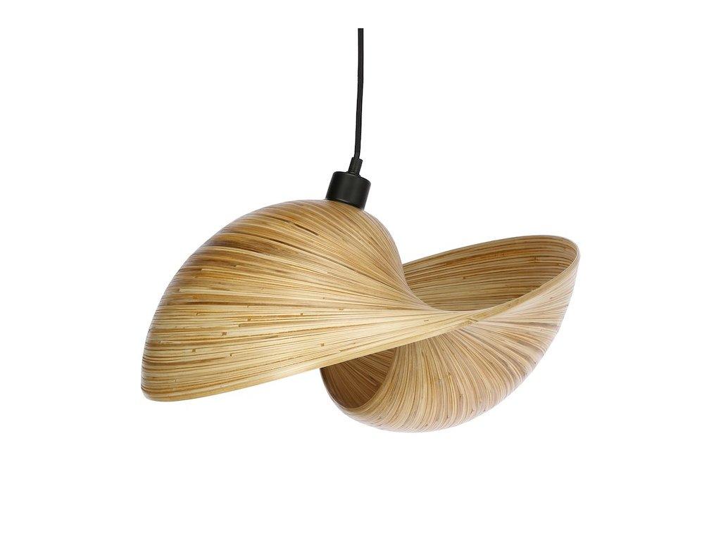 zavesne osvetleni bamboo 50cm