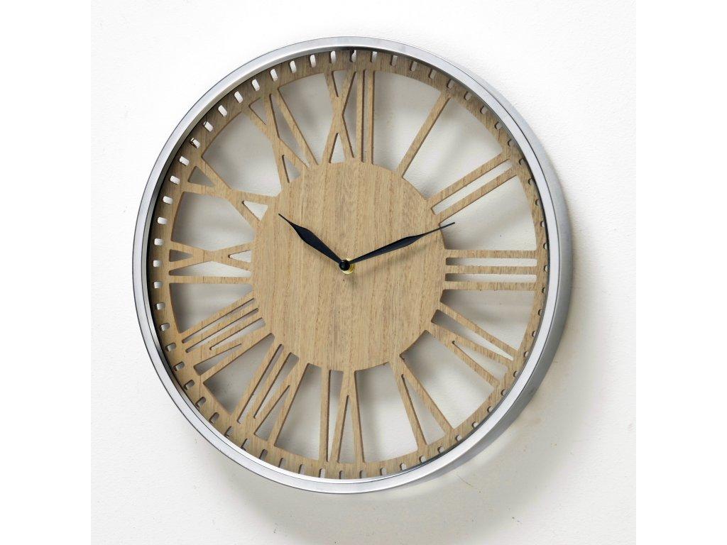 Nástěnné hodiny CALLY