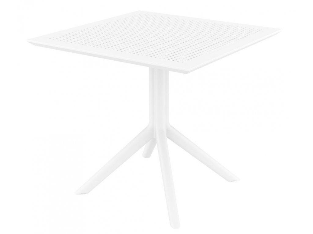 stůl sky white