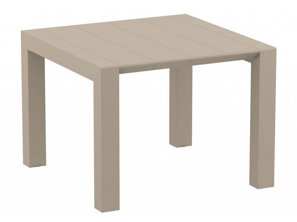 stůl vegas taupe 100