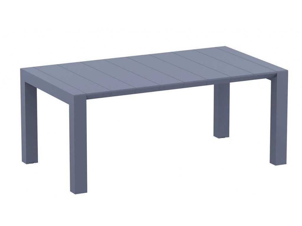 stůl vegas grey2 180