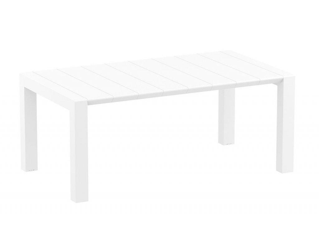 stůl vegas white2 180