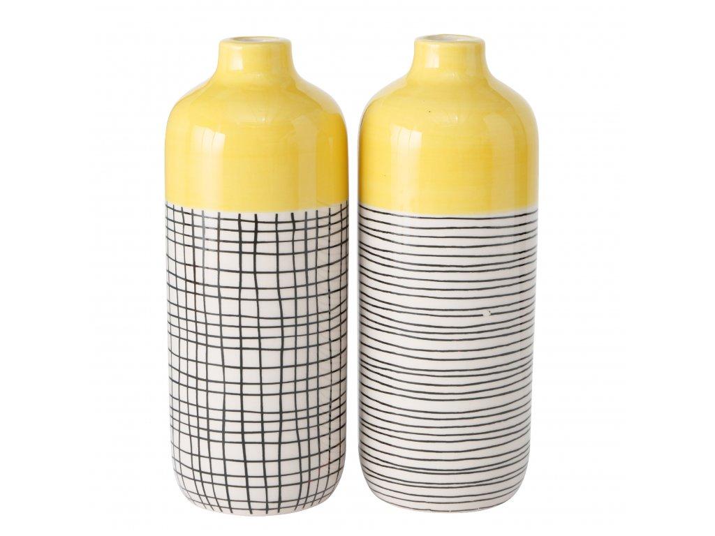 Set dvou váz SANNIE