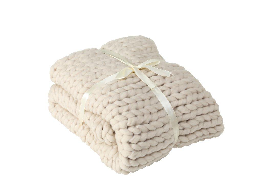 NELLY Vlněná deka