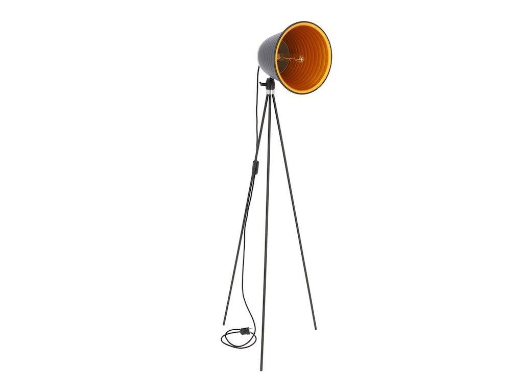 lampa bronz
