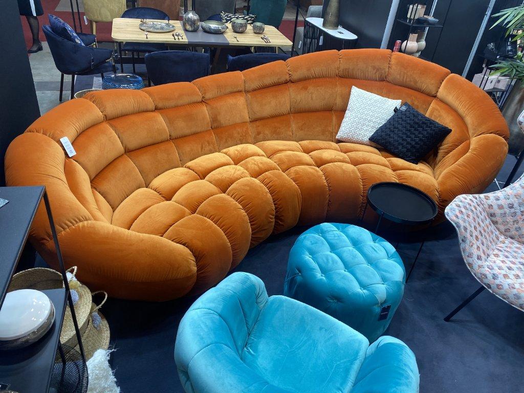 BOSTON Mega sedačka sofa