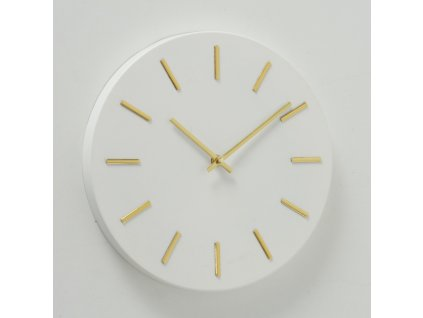MARY Nástěnné hodiny 30 cm