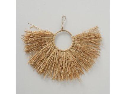 RANIA Dekorace ze sušené exotické trávy