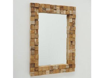 KUDUS Zrcadlo nástěnné 85x65 cm