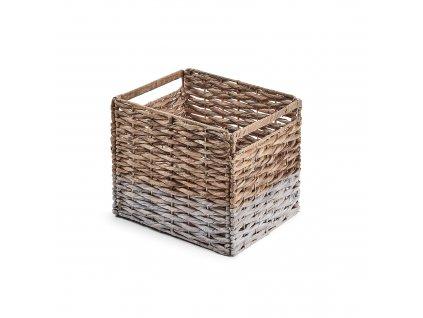 Words basket white 1