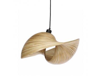 zavesne osvetleni bamboo 40cm
