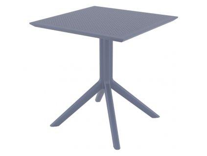 stůl sky grey
