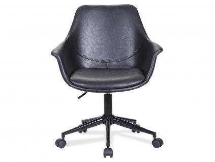 25700 house of sander edda office chair black 3 p (1)