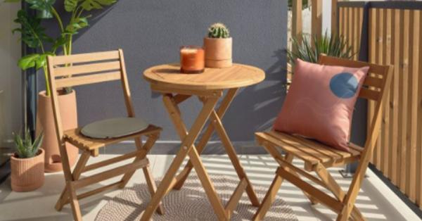 Leto ešte nekončí. Ten pravý záhradný nábytok vám spríjemní domácu balkónovú pohodu