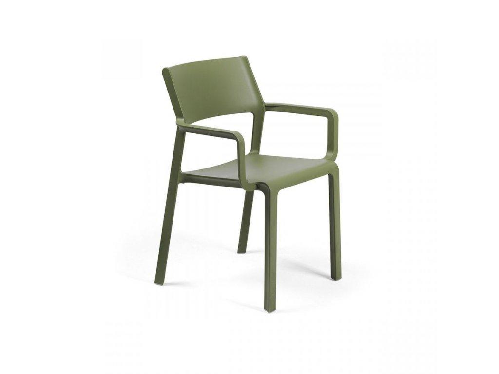 TRILL podrúčková stolička