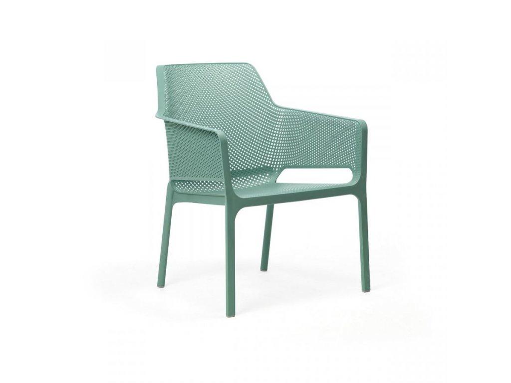 Plastová stolička NET RELAX