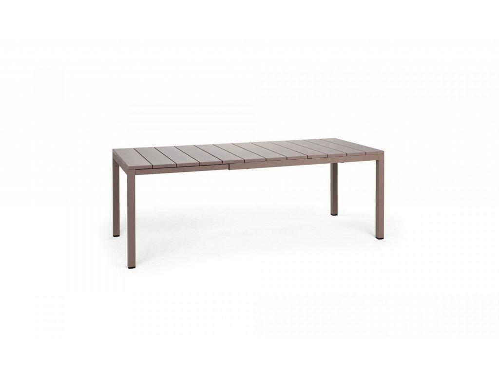 Hliníkový stôl RIO TORTORA