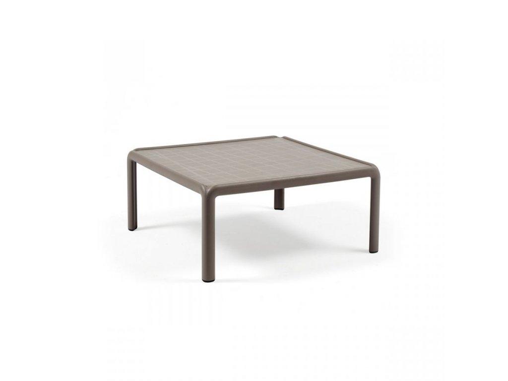 Plastový stôl KOMODO 70x70 cm