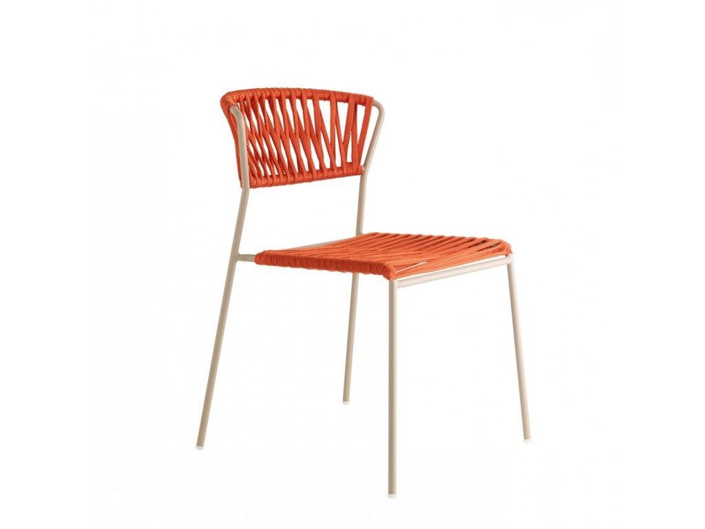 Exteriérová stolička LISA FILO