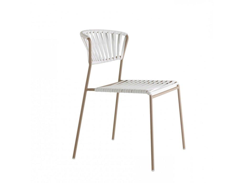 Exteriérová stolička LISA CLUB