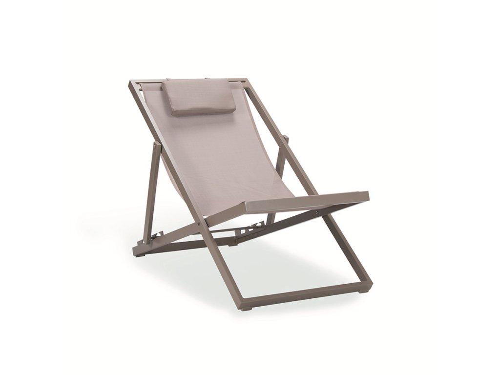 DRAIO plážová stolička