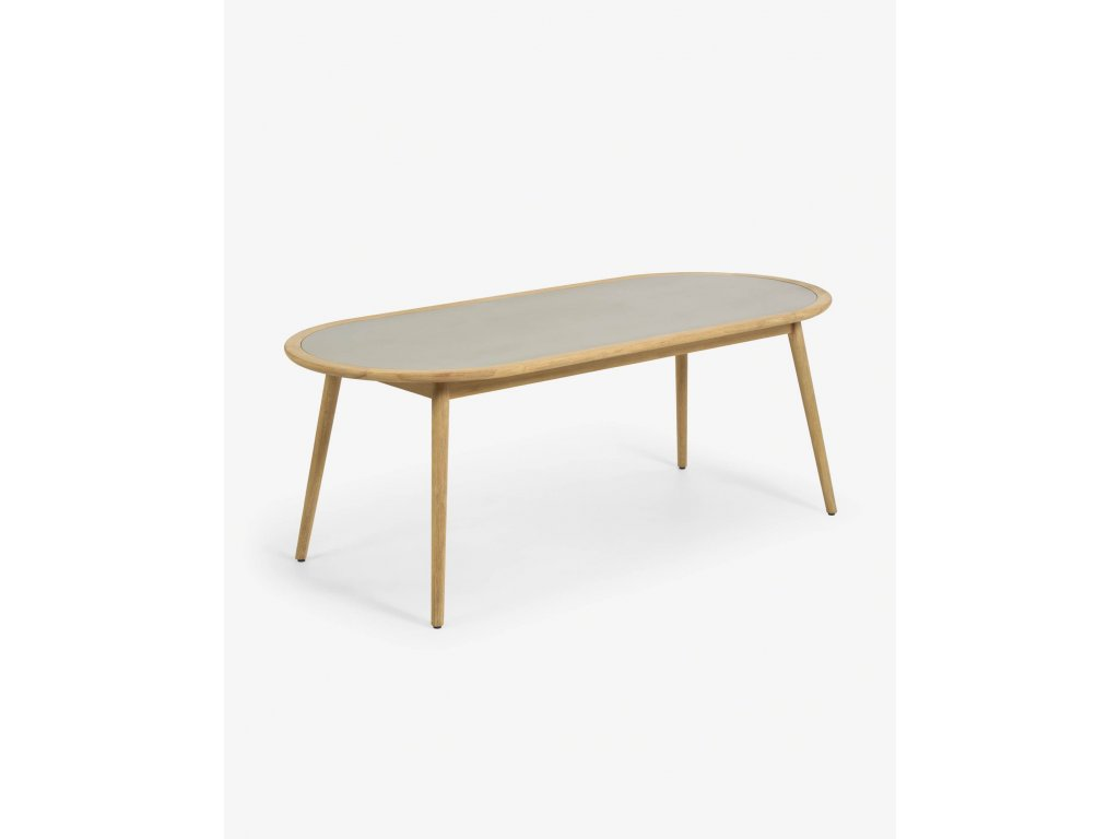 NINA jedálenský stôl, 200x90 cm