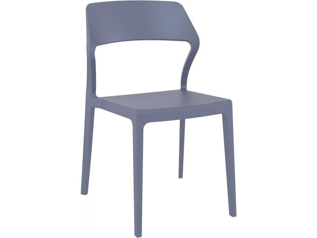 SNOW exteriérová stolička
