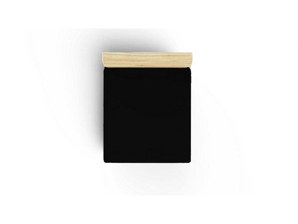 BEVERLY HILLS POLO CLUB 028 plachta na posteľ, čierna