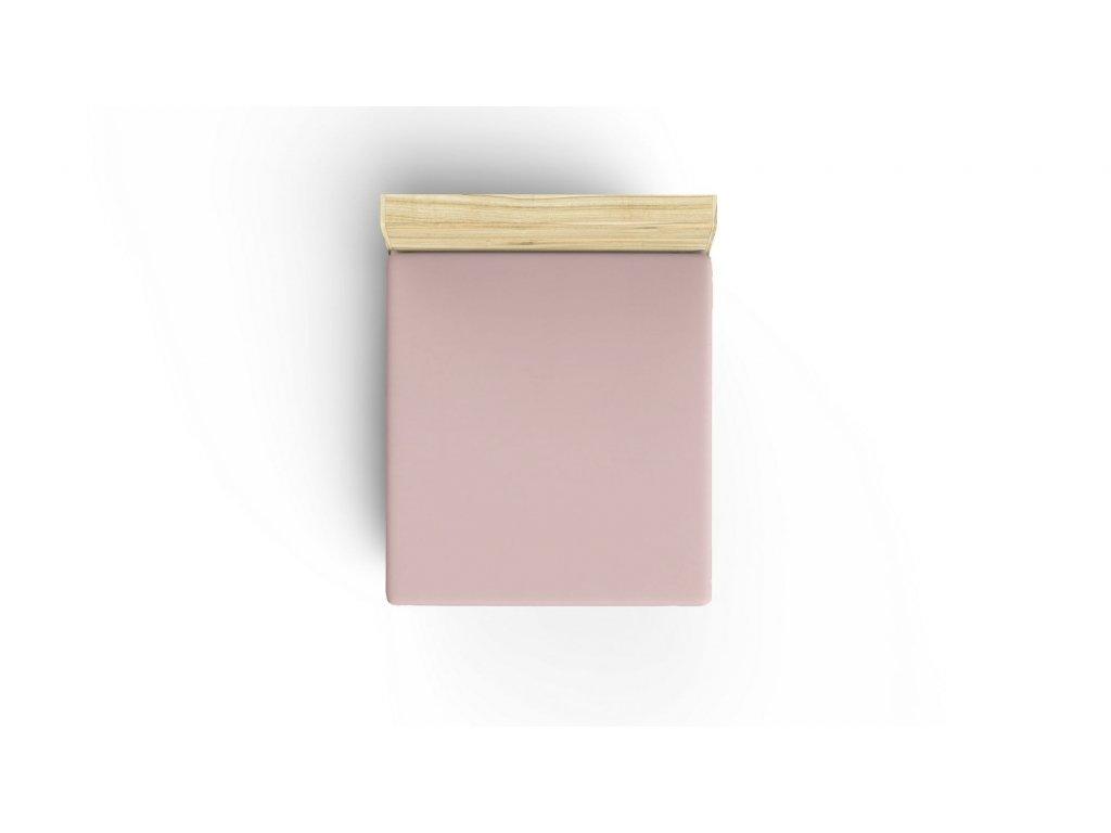 BEVERLY HILLS POLO CLUB plachta na posteľ, rúžová