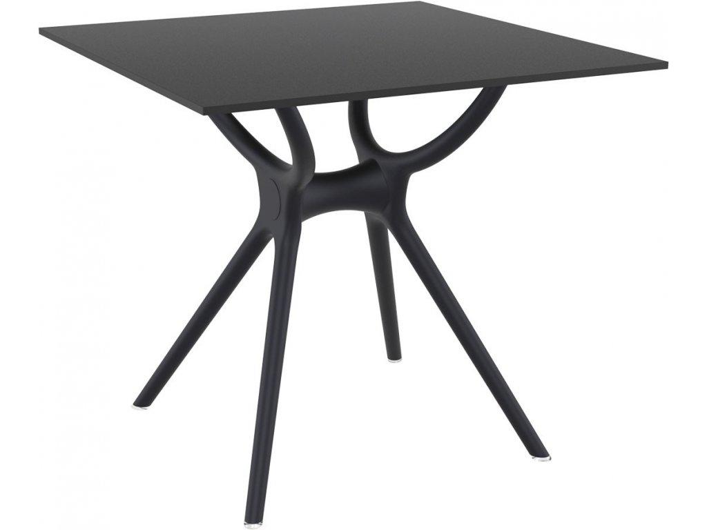 Exteriérový stôl AIR, 80 x 80 cm