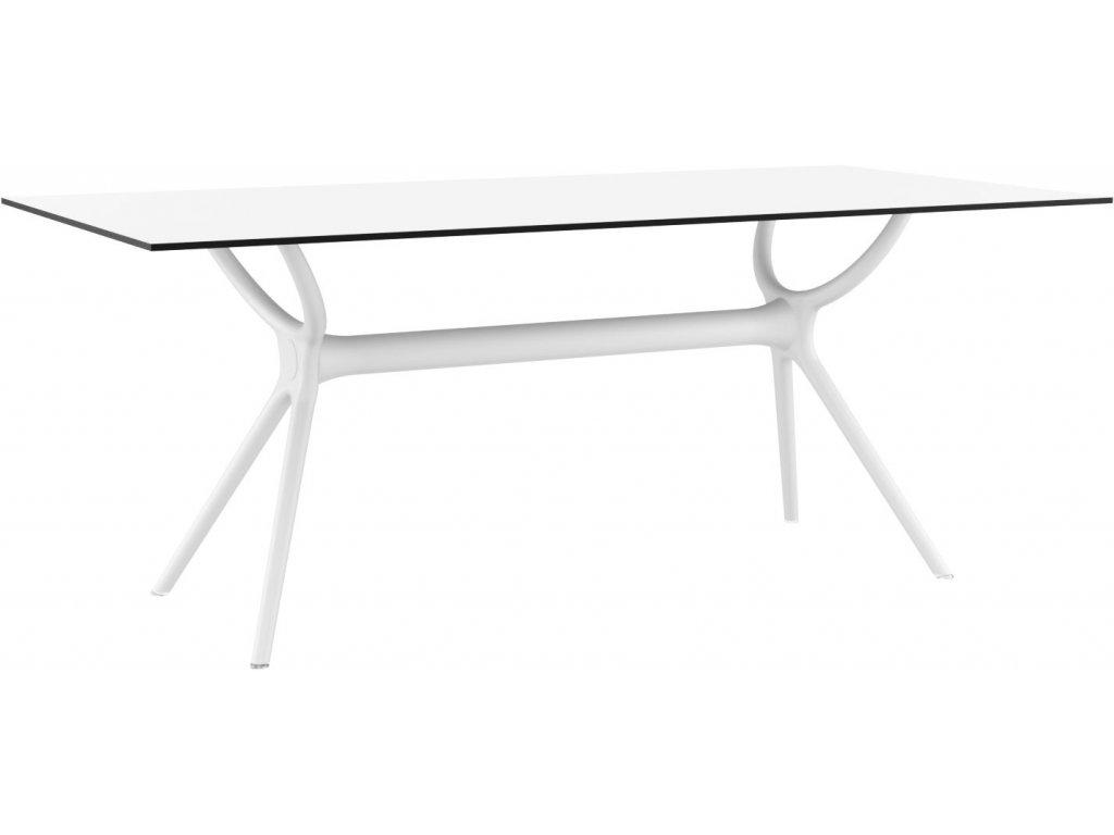Exteriérový stôl AIR XL, 90 x 180 cm
