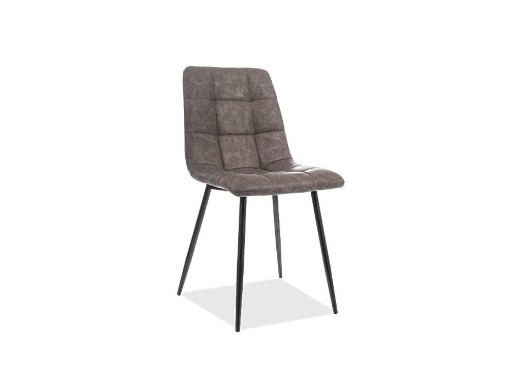 NINO BROWN jedálenská stolička