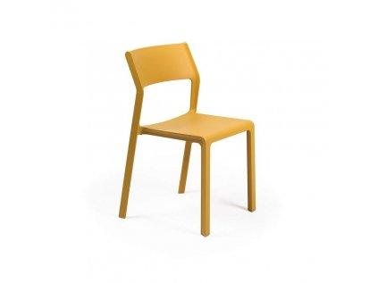 Plastová stolička TRILL