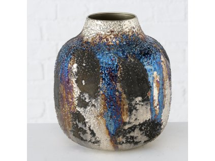 KÁLIE kovová váza