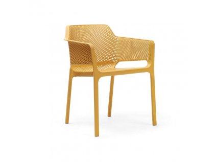 NET plastová stolička