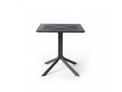 Plastový stôl CLIPX 70x70 cm
