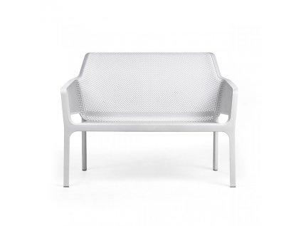 Plastová lavica NET