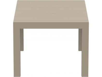 Rozkladací stôl VEGAS, 100 x 100/140 cm