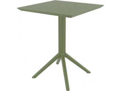Skladací stôl SKY FOLDING, 60 x 60 cm