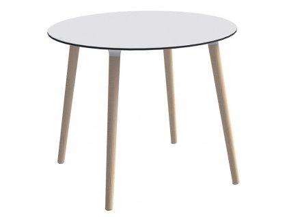 Exteriérový stôl STEFANO - okrúhly