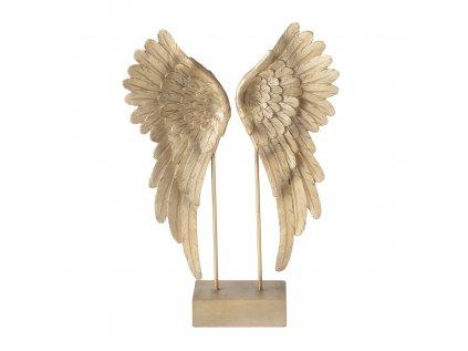 Bytová dekorácia ANGEL WINGS