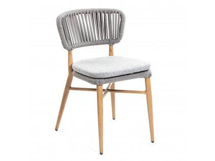 Exteriérová stolička JORGE