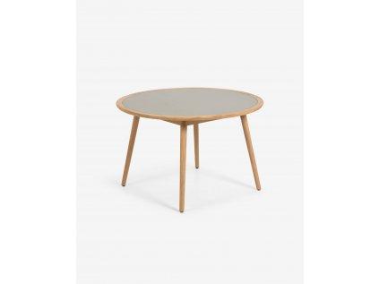 NINA jedálenský stôl, Ø 120 cm