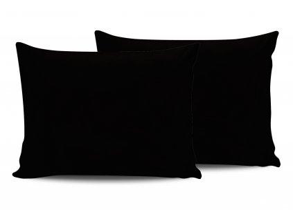 BEVERLY HILLS POLO CLUB 028 obliečka na vankúš, čierna