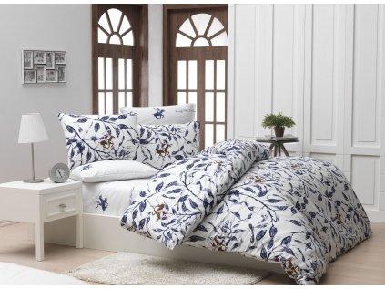 BEVERLY HILLS POLO CLUB 005 set posteľných obliečok, modrý