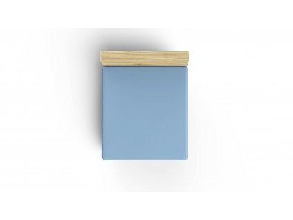 BEVERLY HILLS POLO CLUB plachta na posteľ, modrá