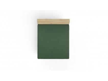 BEVERLY HILLS POLO CLUB 036 plachta na posteľ, zelená