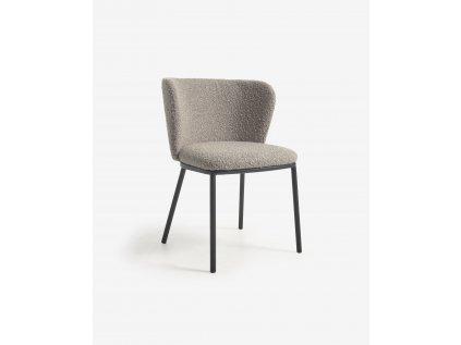 CISELIA LIGHT GREY stolička