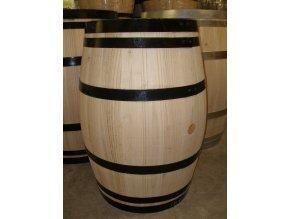 barrique sud-120L/černé obruče/